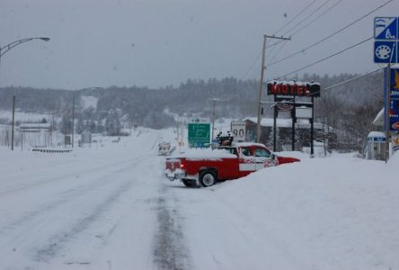 Reprise partielle pour les véhicules lourds sur la route 138