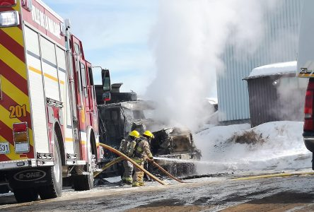 De bons résultats pour la sécurité incendie sur le territoire de Charlevoix-Est