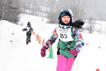 Le Triathlon jeunesse de la Virée Nordique en images