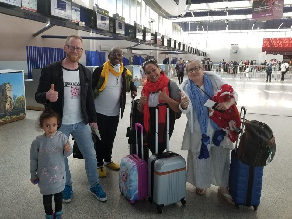 Vols de rapatriement au Maroc : plus de 1 300 Canadiens de retour au pays