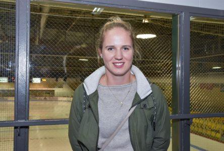 Ann-Renée Desbiens avait été choisie pour les championnats du monde de hockey féminin
