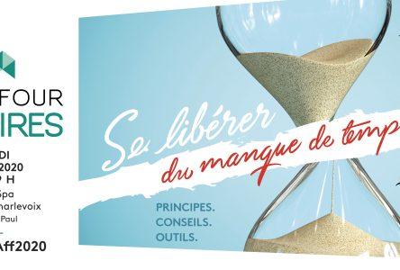 Le Carrefour Affaires 2020 s'attaquera à la pénurie de temps