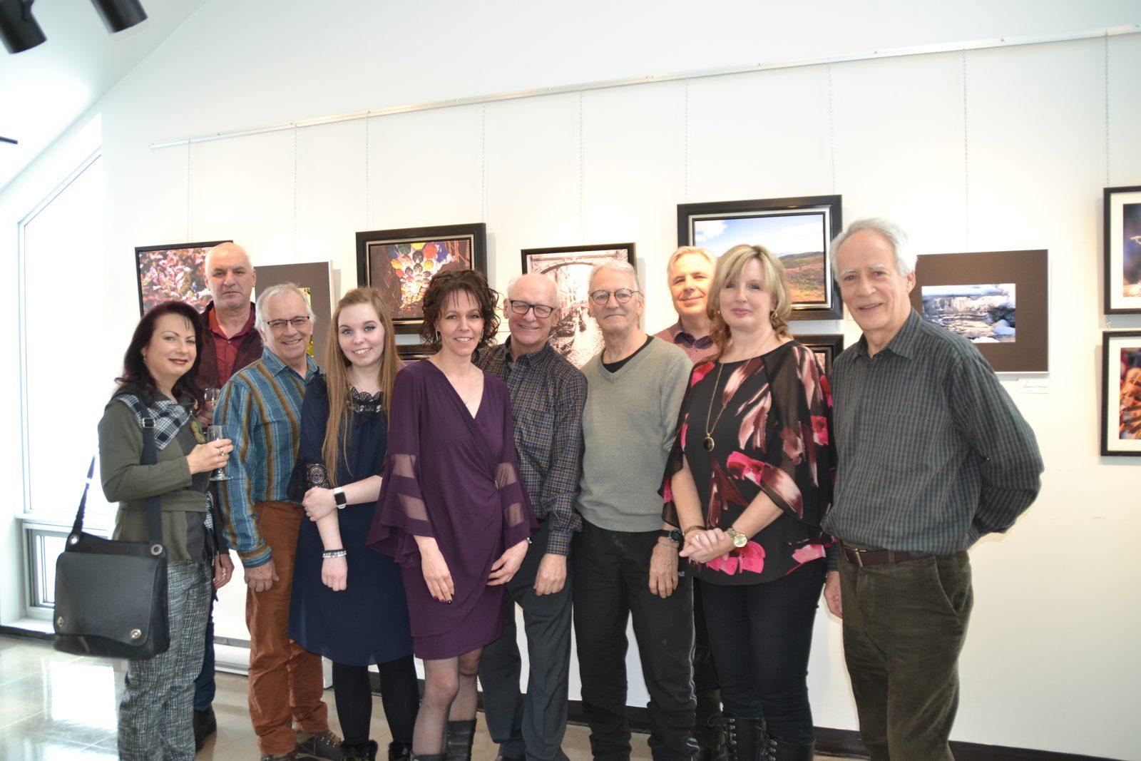 Trois nouvelles expositions au Carrefour culturel Paul-Médéric
