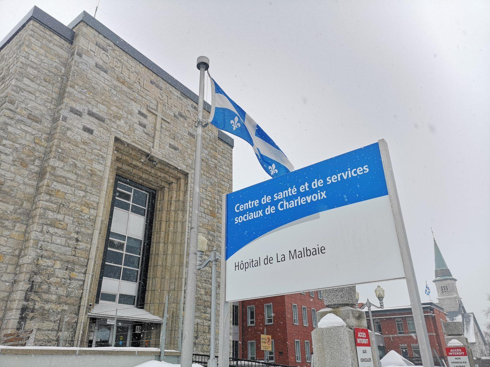 Éclosion à l'Hôpital de La Malbaie : le total d'infectés s'élève à 15