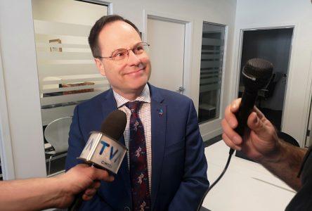 Capitale-Nationale: Alexandre Cusson pense à un «statut spécial» pour Charlevoix