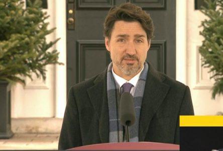 COVID-19 : Adoption des mesures d'aides à Ottawa