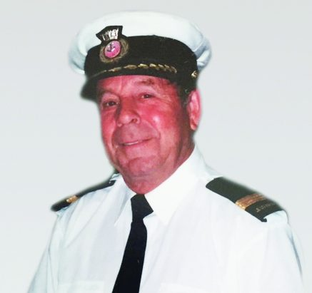 Capitaine Paul-André Tremblay