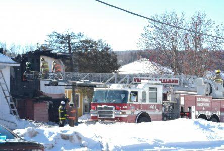Incendie à Clermont : le maire Jean-Pierre Gagnon est désolé pour les pertes humaines