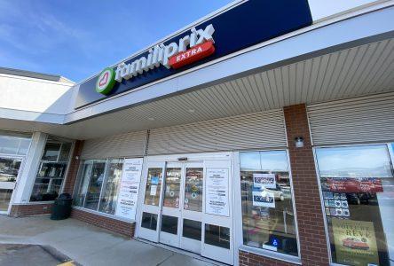 La pharmacie Marie Pier Labbé ferme ses portes… mais demeure ouverte