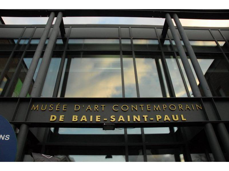 Au tour du Musée d'art contemporain de Baie-Saint-Paul de fermer