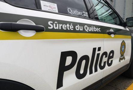 COVID-19: Surveillance accrue de la Sûreté du Québec