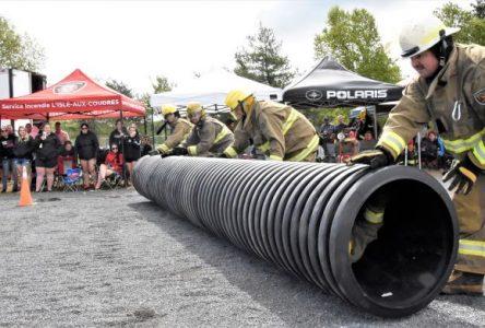 Le Festival des pompiers de Charlevoix est annulé