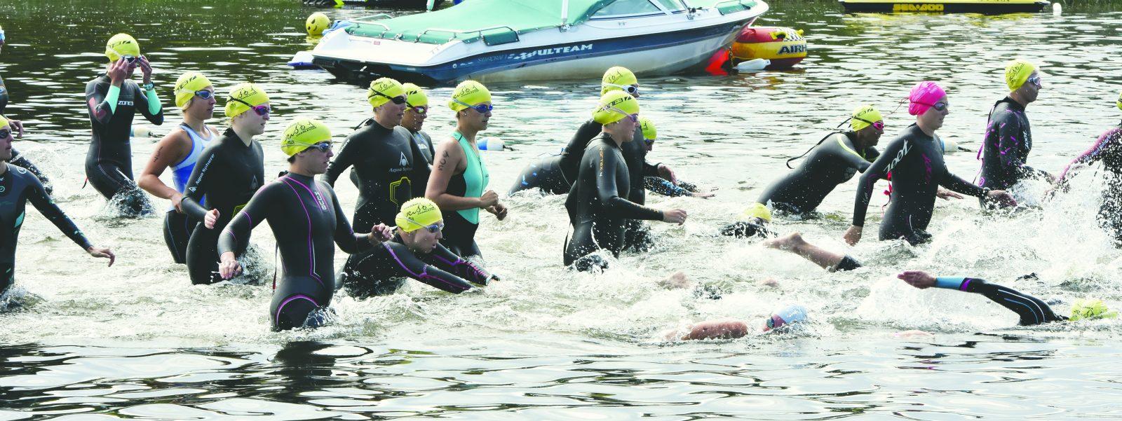 Le Triathlon de Charlevoix évalue la situation