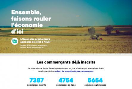 35 entreprises de Charlevoix dans votre «Panier Bleu»