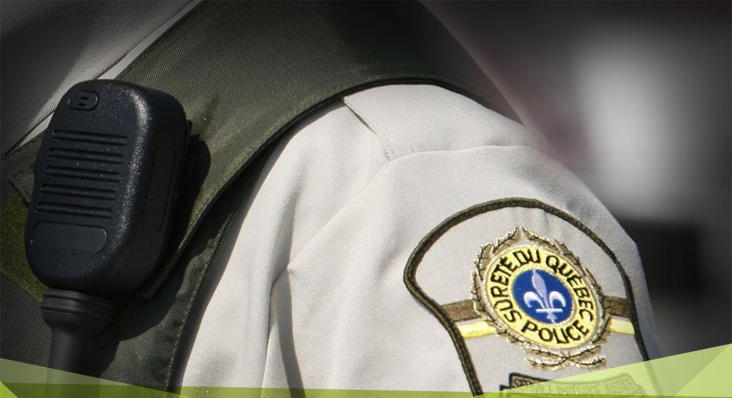 Les trois motoneigistes sont retrouvés sains et saufs