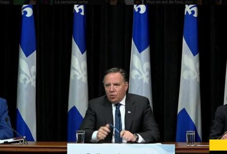 COVID-19 : Québec fournira un scénario sur l'évolution de la pandémie
