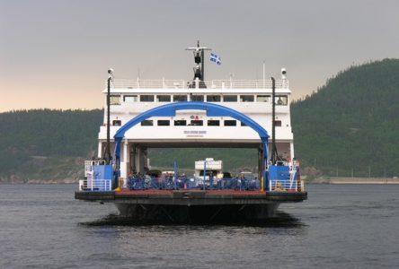 Traverse Tadoussac/Baie-Sainte-Catherine : de nouvelles mesures pour les urgences et les camionneurs
