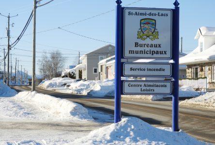 Saint-Aimé-des-Lacs sensibilise la population