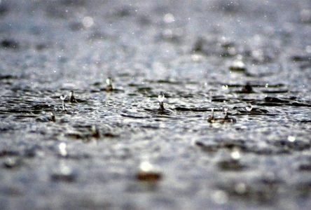 Un record de pluie dans Charlevoix