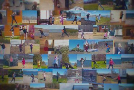 (VIDÉO)Danser contre vents, marées et COVID-19