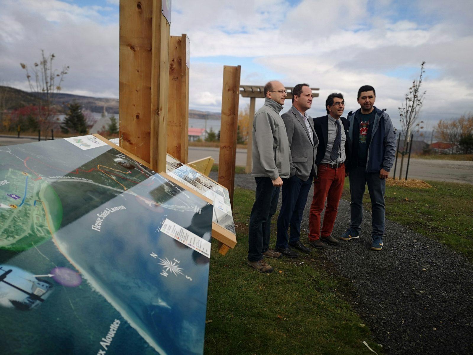 Commémoration de la Grande-Alliance: Pointe-aux-Alouettes mobilise 935 000$