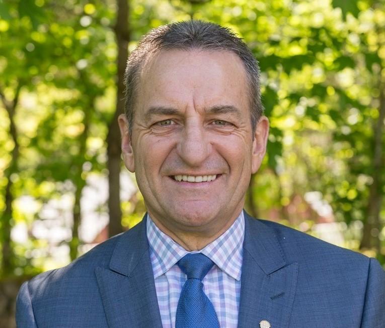 Julien Dufour est le nouveau président de Maison Mère Baie-Saint-Paul