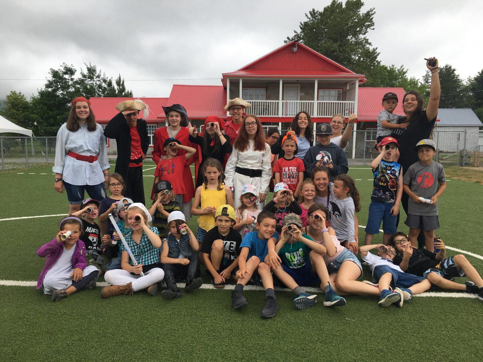 Le Camp Le Manoir conserve ses camps de jour