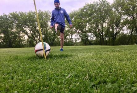 Le soccer golf sera offert cet été à Baie-Saint-Paul
