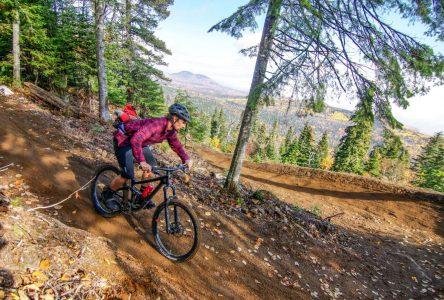 Le Massif de Charlevoix reprendra son vélo de montagne dès septembre