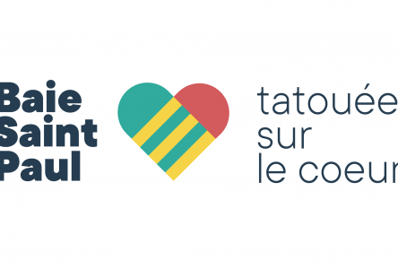 La campagne «Baie-Saint-Paul tatouée sur le coeur» a recueilli plus de 40 000 $