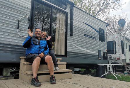 Camping : la saison s'amorce à cœur joie
