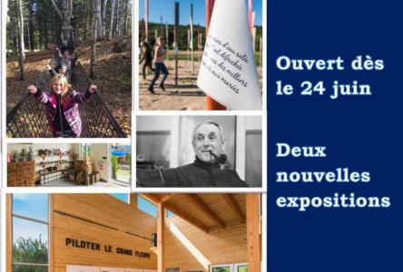 Le Musée maritime de Charlevoix présente deux nouvelles expositions