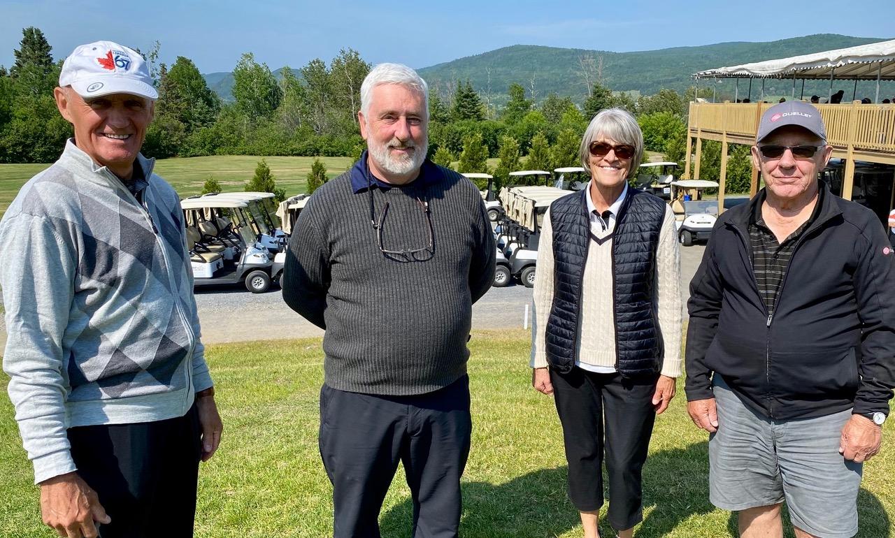 Le golf de Baie-Saint-Paul rouvre avec un tournoi