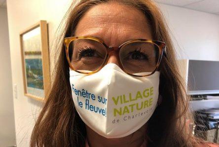 Des masques réutilisables serons remis aux citoyens de Saint-Siméon