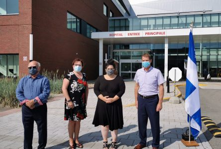 L'ajout du «scan» nécessitera un agrandissement de l'Hôpital de Baie-Saint-Paul
