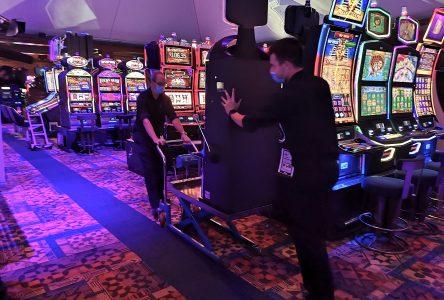 Casino de Charlevoix : pas de fermeture ni de mises à pied à l'horizon
