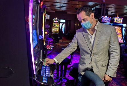 (PHOTOS) Course contre la montre pour rouvrir le Casino de Charlevoix