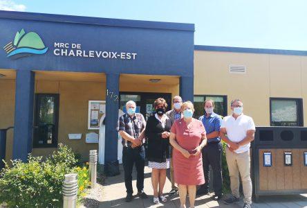 Odile Comeau succède à la préfecture de la MRC de Charlevoix-Est