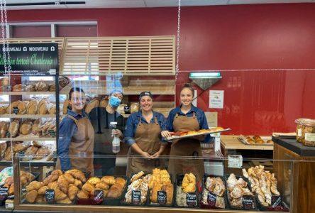 Une «police» des mesures sanitaires à la Boulangerie A chacun son pain