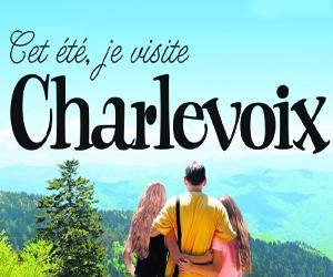 Cet été, je visite Charlevoix