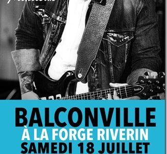 Au tour de Gilbert Mailloux d'animer le Balconville de La Malbaie ce samedi