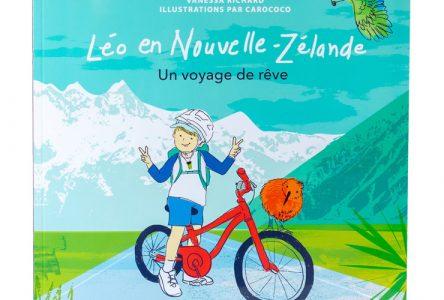 Léo en Nouvelle Zélande: faites un voyage de rêve avec Léo!