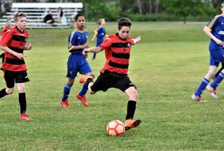 Le soccer est de retour à Baie-Saint-Paul