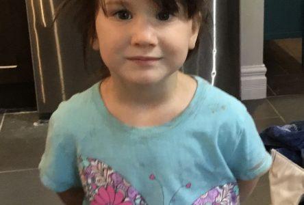 Léa Fiset, 4 ans, a été retrouvée inanimée par la Sûreté du Québec