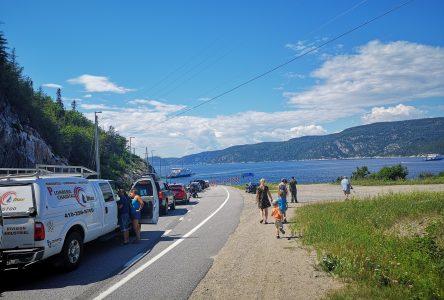 «Dangereux» d'attendre pour traverser le Fjord du Saguenay