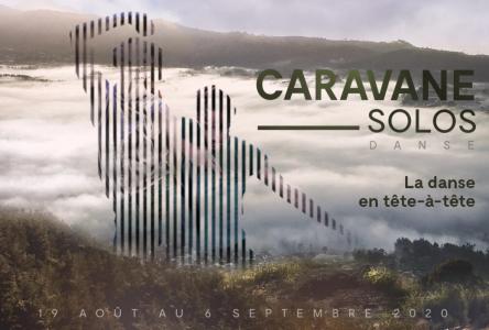 La Cité d'art accueillera les spectacles de Caravane solos