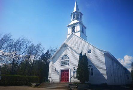 24 000$ pour donner une seconde vie à l'église de Saint-Irénée