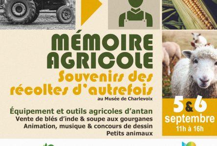 Sur la traces des agriculteurs d'antan au Musée de Charlevoix