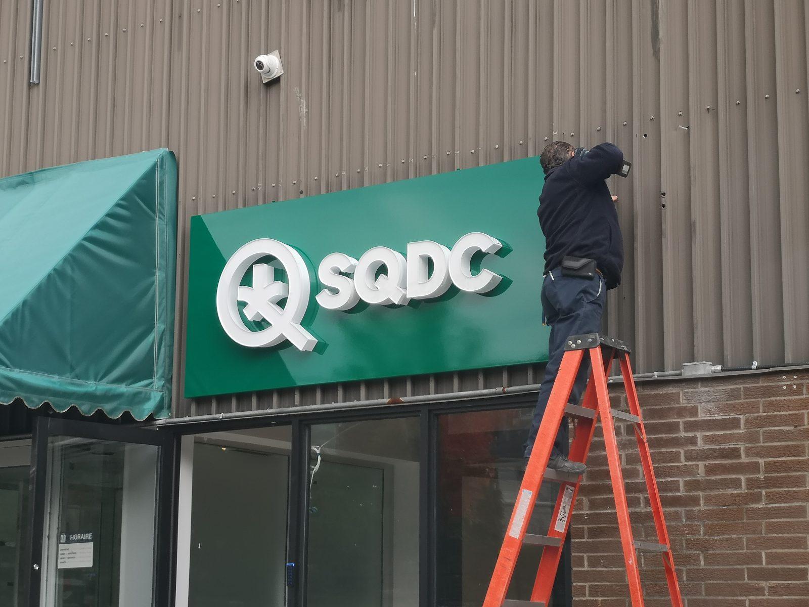 La SQDC ouvrira sa succursale de La Malbaie le 28 septembre