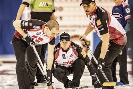Curling : le Challenge Casino de Charlevoix est annulé